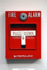 Установка систем охранно-пожарной сигнализации