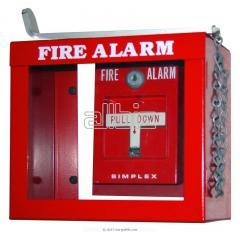 Проектирование средств охранно-пожарной