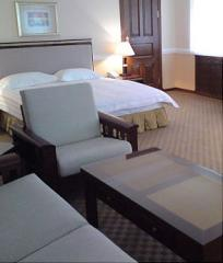 Room reservation in hotel