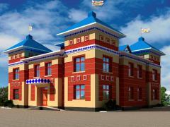 Проектирование школ и дошкольных учреждений