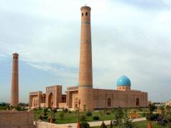 Прием иностранных гостей в Узбекистане