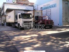 Перевозки скоропортящихся грузов и жидкостей