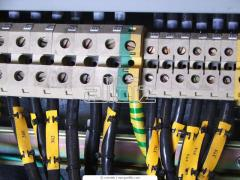 Наладочные работы в электроустановках