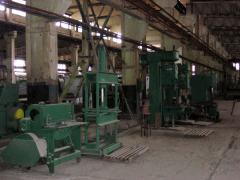 Ремонт   нефтегазопромыслового оборудования