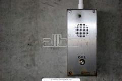 Установка камер наблюдения, домофонов